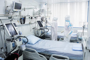 В Краснодарском крае скончались еще 13 пациентов с COVID-19
