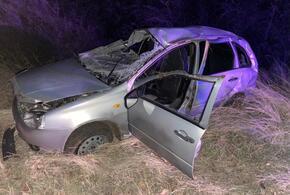 В Краснодарском крае водитель погиб в ДТП