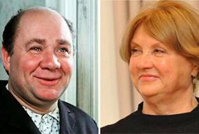 В Москве задержана грабительница вдовы Евгения Леонова