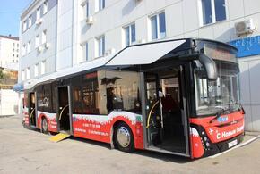 В Сочи протестируют автобусы с обеззараживанием воздуха