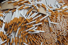 В Сочи проводники поезда пытались провезти сигареты на 2,5 миллиона рублей