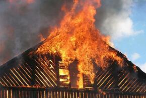 В Сочи в пожаре погибла пожилая женщина
