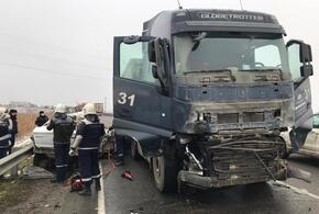 В Темрюкском районе два человека погибли в аварии