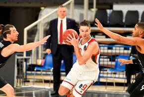Баскетбольный «Локомотив-Кубань» снова проиграл в Еврокубке