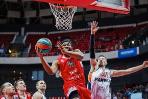 Баскетбольный матч «Локомотив» - «ПАРМА» в январе не состоится