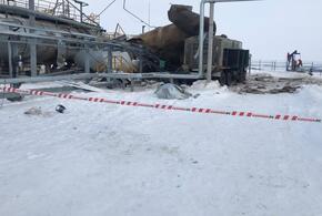 Два человека погибли при взрыве на нефтяном предприятии