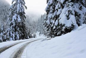 Из-за снега и гололеда на Кубани объявлено экстренное предупреждение