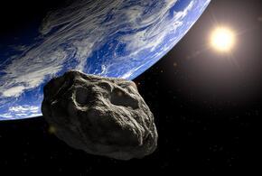 К Земле направляется гигантский астероид