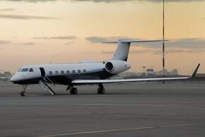 Личный самолет Сергея Галицкого экстренно сел в Краснодаре