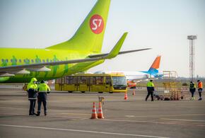 Международный аэропорт Краснодар безболезненно перенес кризис