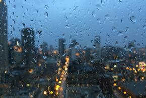 На Краснодарский край обрушатся дожди и мокрый снег