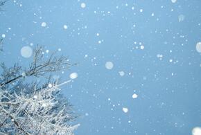 На Кубань пришли грозы с мокрым снегом