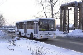 Недовольные пассажиры обстреляли автобус