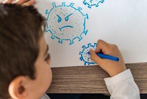 Перечислен ряд симптомов британского штамма коронавируса у детей