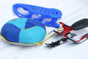 Ребенок погиб во время катания на ледянке