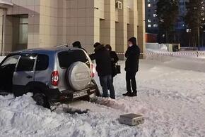 Россиянин расстрелял изружья отдел полиции ибанк