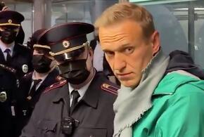 Сайт ФСИН подвергся хакерской атаке после задержания Навального