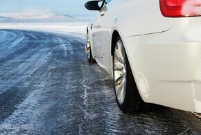 Спасатели дали рекомендации об особенностях вождения в зимний период