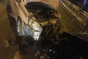 В Армавире таксист-наркоман устроил ДТП на встречке