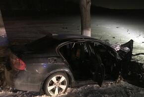 В аварии под Армавиром семью зажало в автомобиле