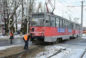 В Краснодаре запущен бесплатный трамвай №0
