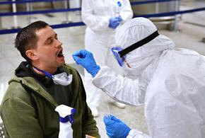 В Краснодарском крае коронавирусом заболели еще 194 человека