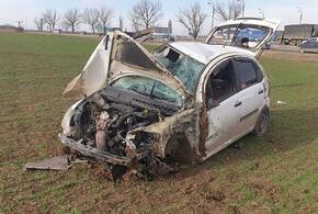 В Краснодарском крае в ДТП погибла женщина и пострадал ребенок