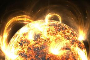 В понедельник на Землю обрушится магнитная буря