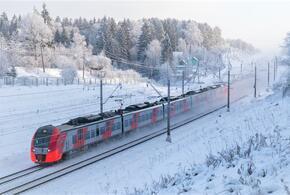 В Сочи по техническим причинам задержали 11 пассажирских поездов