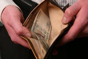 За год реальные доходы россиян упали на 3,5 процента