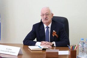 Депутат Госдумы Алексей Езубов посетил Новопокровский район Кубани