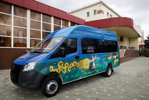 Фонд «Вольное Дело» подарил Краснодарскому институту культуры микроавтобус