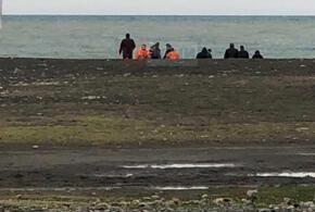 Из Черного моря достали труп мужчины