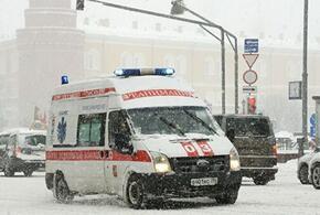 Москвич поджег себя посреди улицы