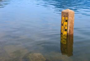 а Кубани объявлено экстренное предупреждение о подъеме уровня рек