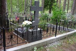 На Кубани пьяный вандал осквернил кладбище