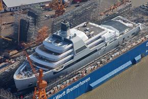 Роман Абрамович построил себе новую яхту за 300 миллионов долларов