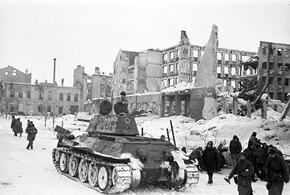 Сегодня в России отмечают день окончания Сталинградской битвы