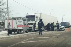 Смертельная авария под Краснодаром парализовала движение на трассе