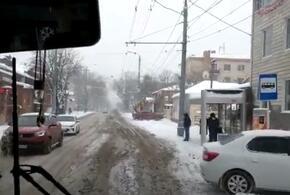 Снежный апокалипсис в Краснодаре: день 2
