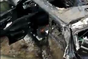 Три человека погибли в аварии на Кубани