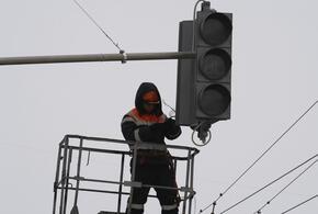 В Краснодаре на улице Офицерской отключат светофоры