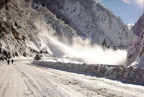 В Краснодарском крае возможно повреждение линий связи и перекрытие дорог