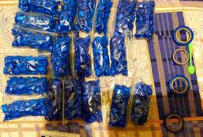 В Краснодарском крае задержан очередной закладчик наркотиков