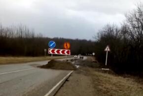 Власти отреагировали на материал «Живой Кубани» о разбитой дороге