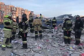 Во Владикавказе мощным взрывом разрушен торговый центр (ВИДЕО)