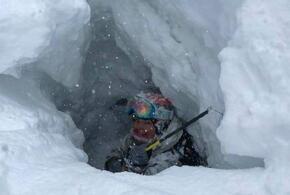 «Было дико страшно»: в горах Сочи чудом спаслась любительница фрирайда