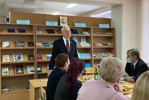Депутат Госдумы Алексей Езубов посетил с рабочим визитом Тихорецк