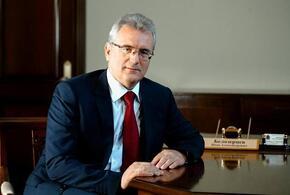 Губернатор отстранен от должности в связи с утратой доверия