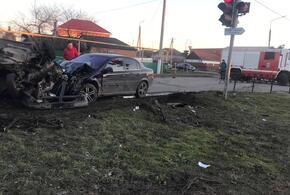 Пьяный полицейский совершил смертельное ДТП в Краснодарском крае